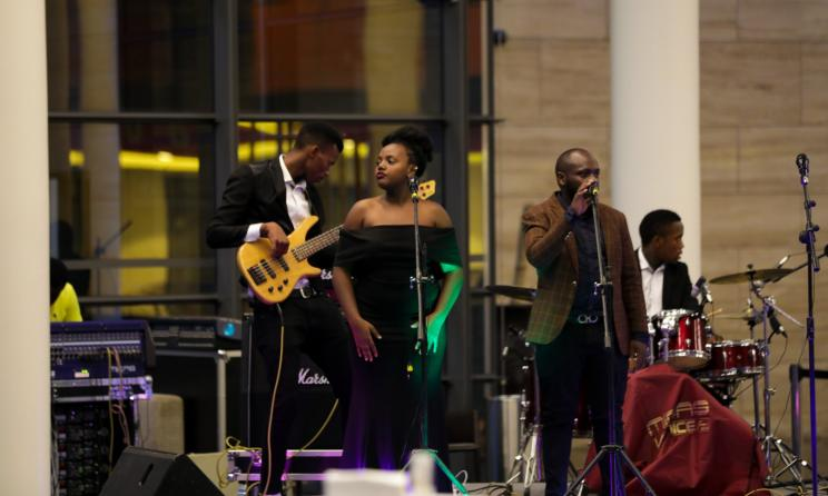 Aide au Show Case – Fondation Music in Africa